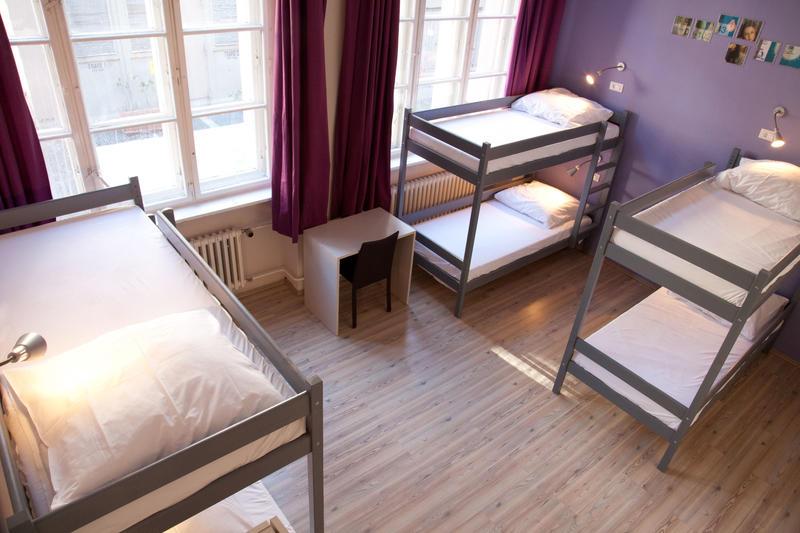 Mixed dorm of PLUS BERLIN
