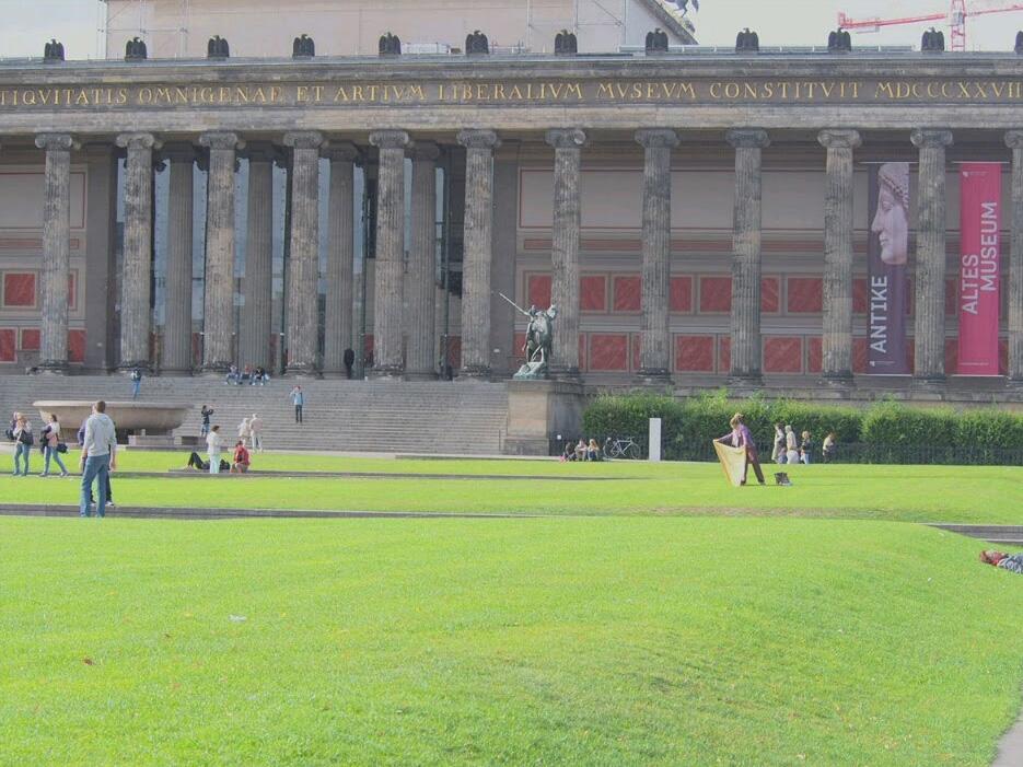 ベルリン博物館島広場