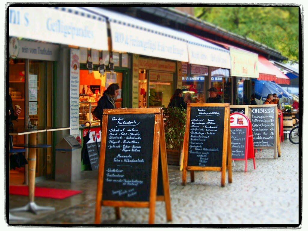 ドイツは日祝お店はお休み。